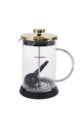 Cookplus Coffee Bean French Press Gold 800 ml
