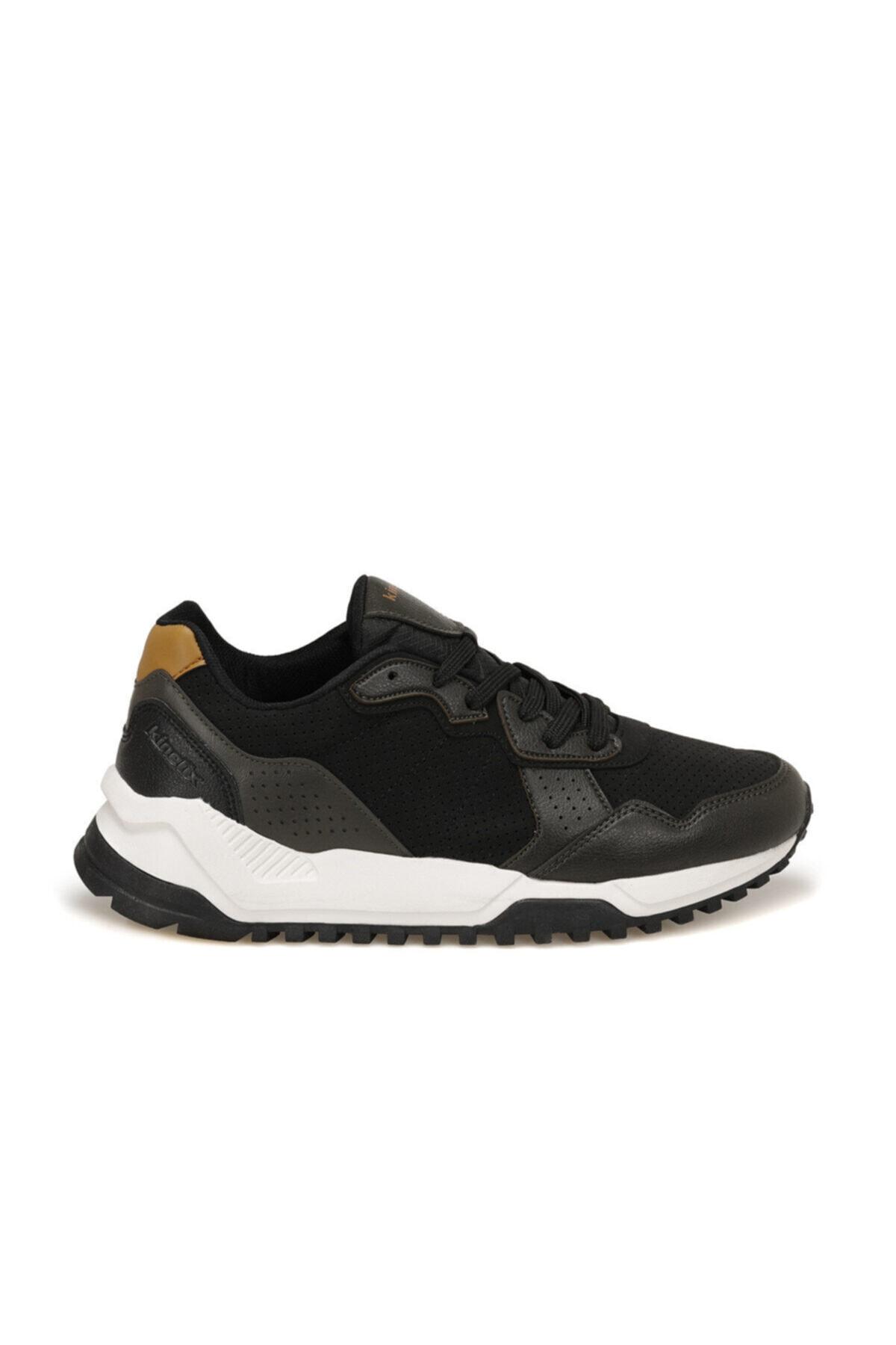 Kinetix CYNERIC Haki Erkek Kalın Taban Sneaker Spor Ayakkabı 100540738 2