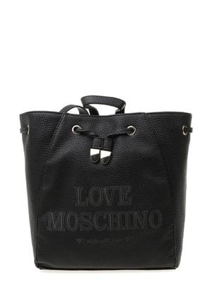 Love Moschino Siyah Kadın Omuz Çantası 503769868