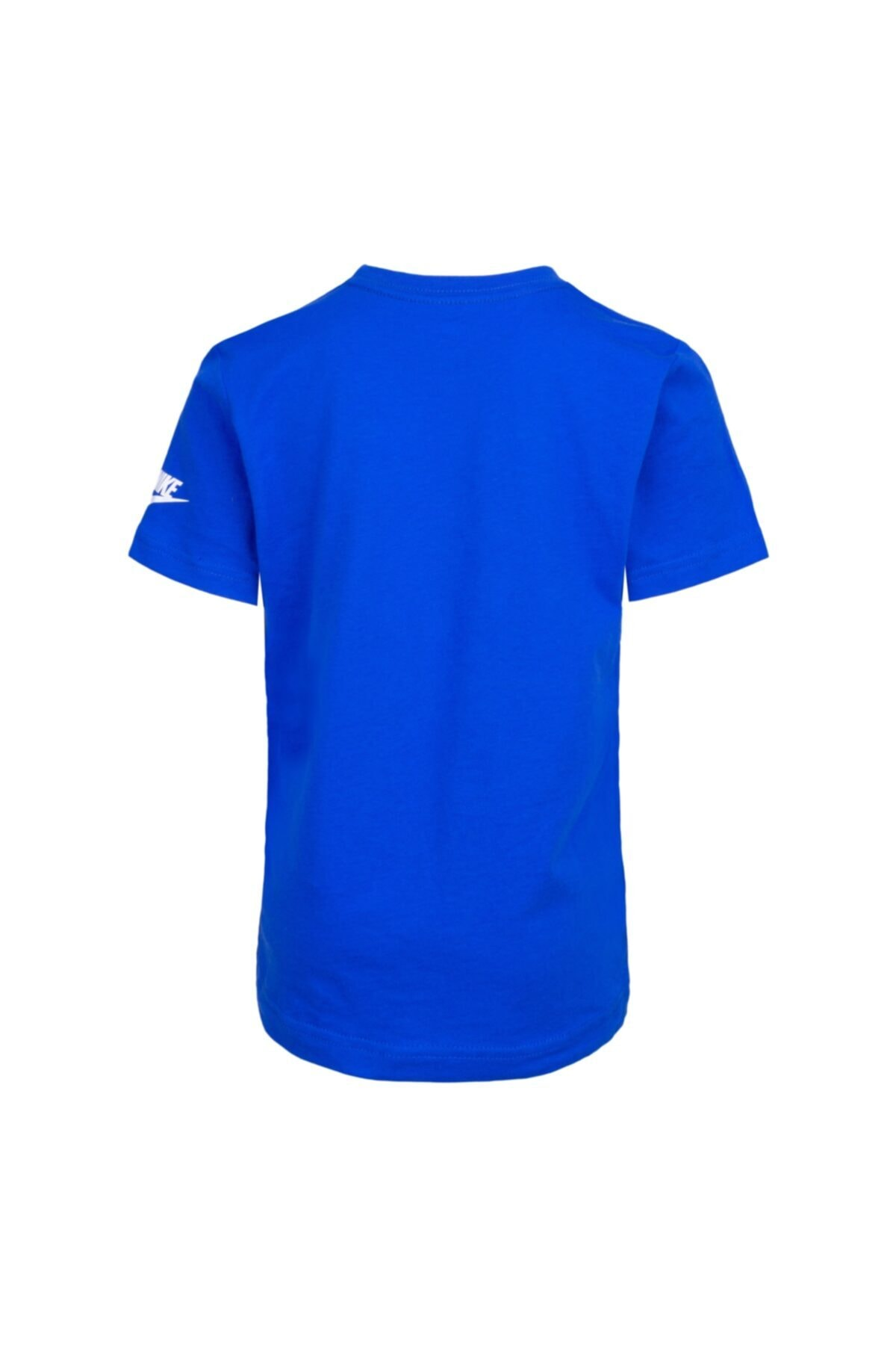 Nike Çocuk Mavi Tişört 86G889-U89 2