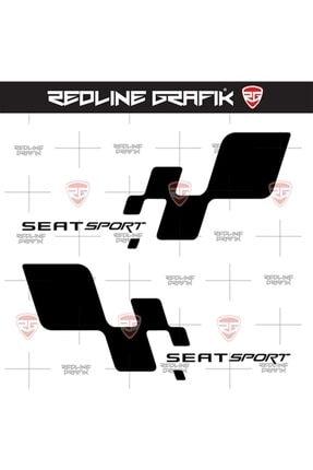 3M Seat Sport Yan Kapı Sticker Seti