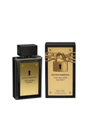 Antonio  Banderas The Golden Secret Edt 100 ml Erkek Parfüm