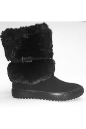 Antarctica Black 5508 Kadın Kar Botu