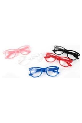 Bs İthalat Unisex Renkli Tarz Gözlüğü