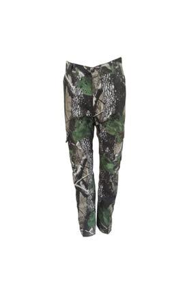 Asil Erkek Yeşil Ağaç Avcı Pantolonu