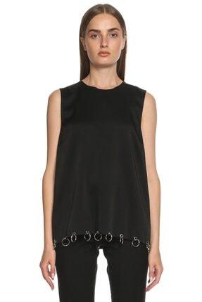 Christopher Kane Kadın Siyah Bluz