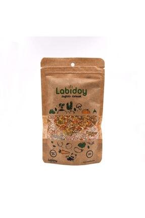 labidoy Tahıllı Mercimekli Bebek Çorba Karışımı +8 Ay Bebek Ek Gıda