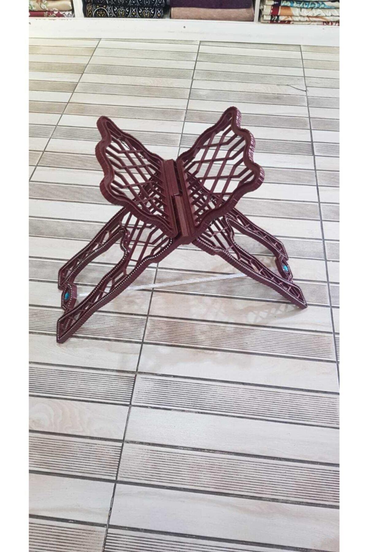 ayfazem hediyelik Kahverengi Plastik Rahle 2