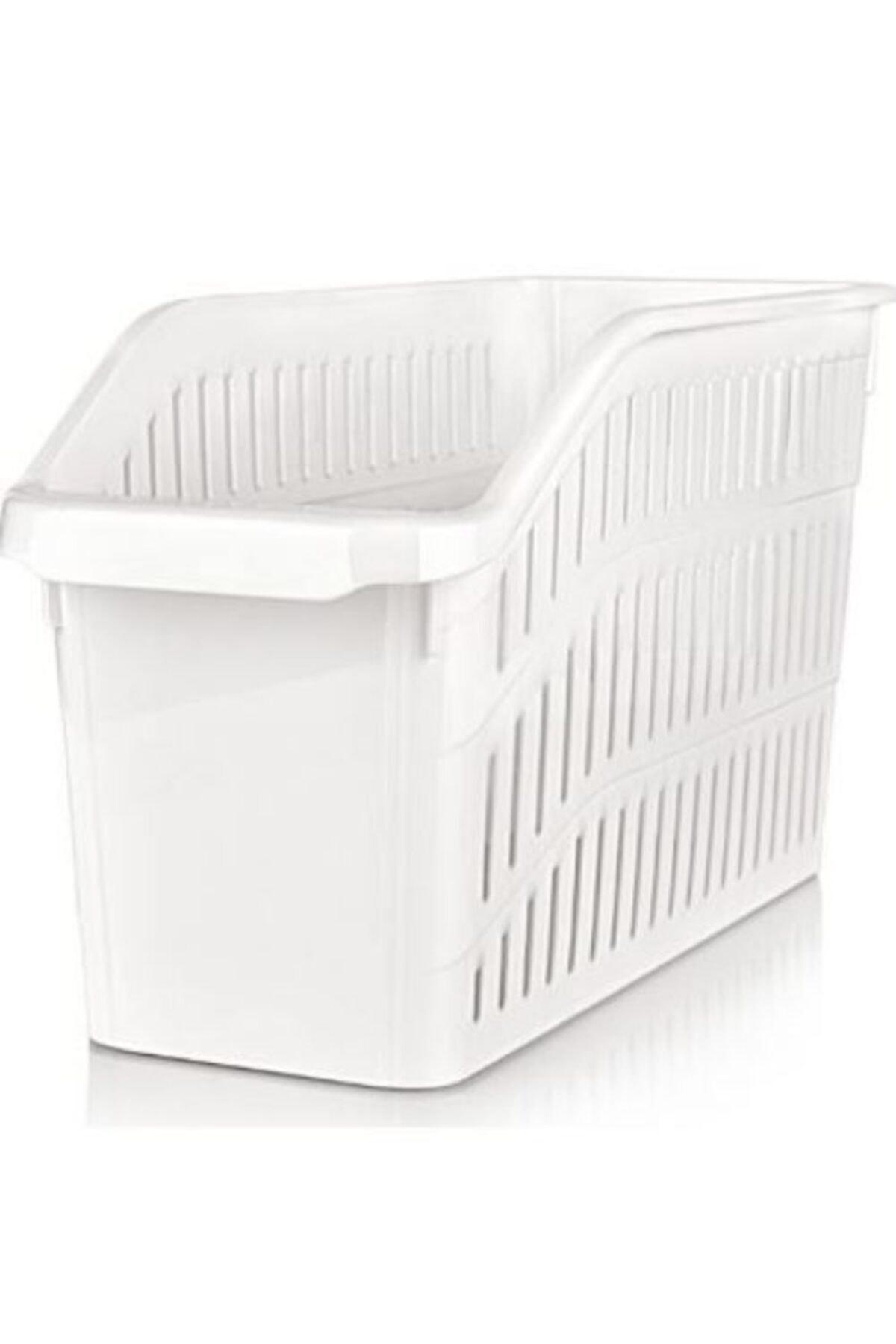 HOBBY LİFE Buzdolabi Içi Düzenleyici Dolap Içi Düzenleyici Organizer 1 Adet Geniş, 2 Adet Dar 2