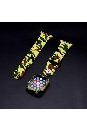 zore Apple Watch 42mm 3 In 1 Army Kordon