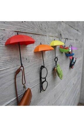 Ferplast Maske Şemsiye Anahtar Gözlük Havlu Askısı. 1 Pakette 4 Adet Bulunur.