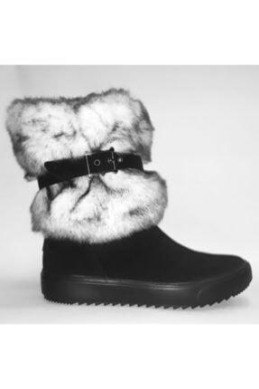 Antarctica Kadın Siyah Kar Botu 5508