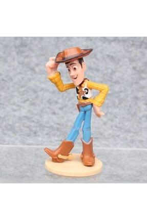 DISNEY Pixar Toy Story Figür Biblo  10 cm Woody Karakter