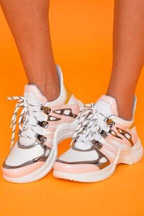 Mossta Kadın Pembe Spor Ayakkabı