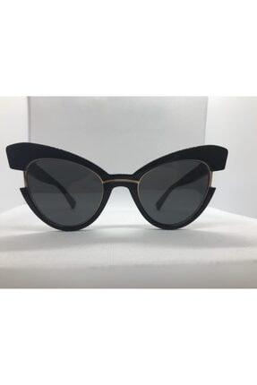 Maxmara Kadın Siyah Güneş Gözlüğü