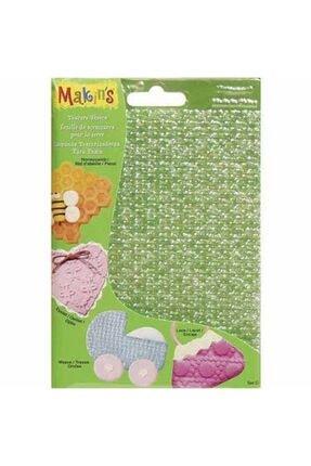 Makins Clay Doku Kalıbı Set Mc-38003