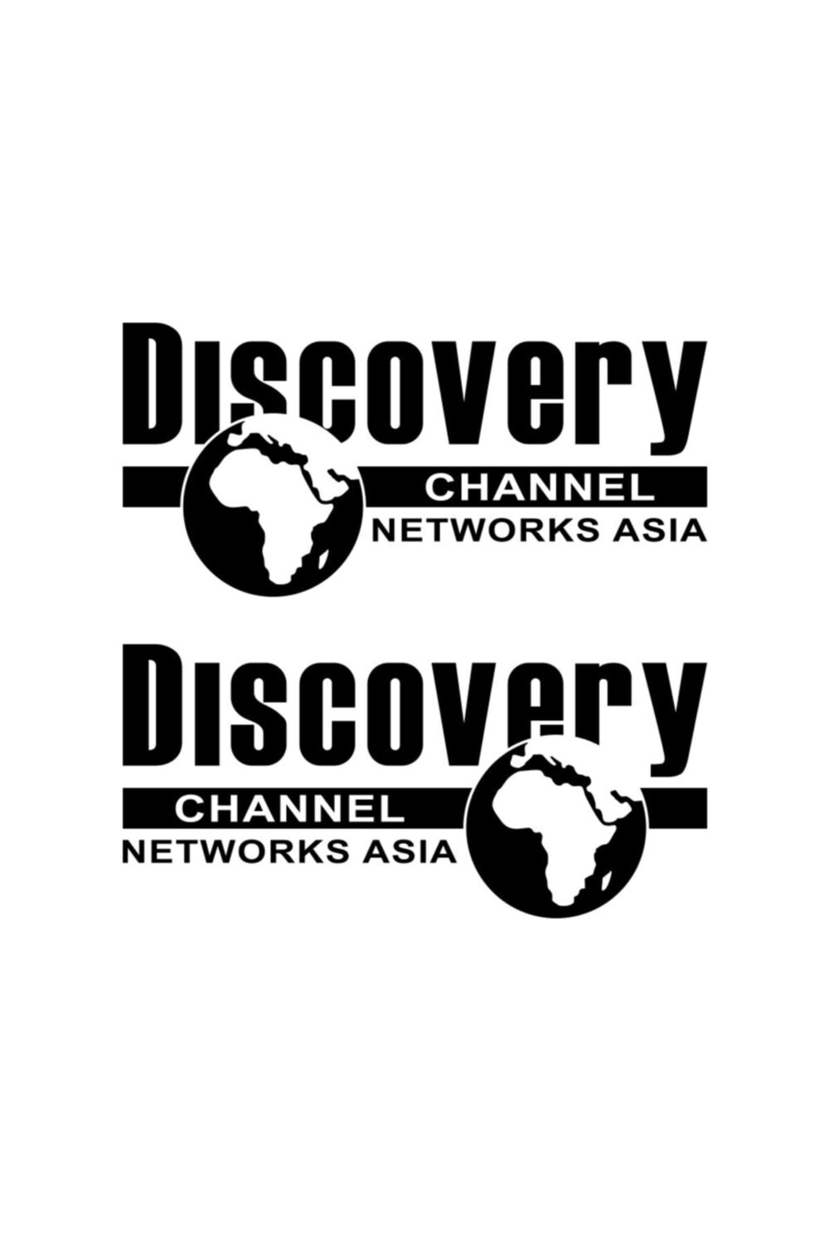 3M Discovery Channel Networks Asia 2 Adet Sticker 1