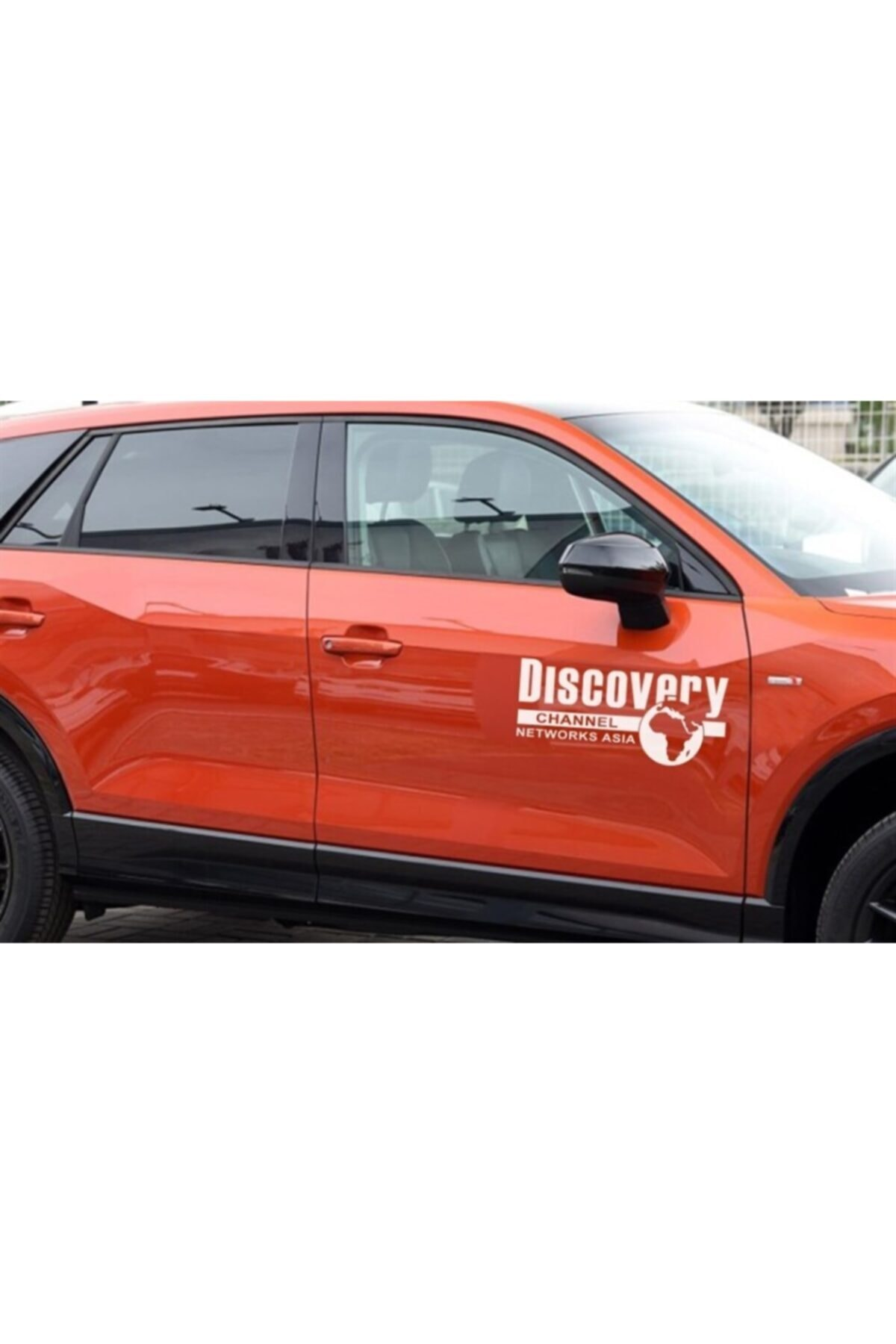 3M Discovery Channel Networks Asia 2 Adet Sticker 2