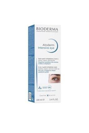 Bioderma Atoderm Intensive Eye Göz Çevresi Kremi 100 Ml