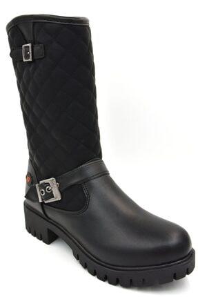 MP Kadın Siyah Çizme 192-788zn