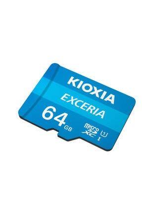 Toshiba 64gb Mıcro Sdhc C10 100mb/s Kıoxıa Lmex1l064gg2