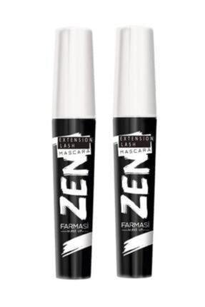 Farmasi Zen Maskara 8 ml X 2 adet 8690131768570