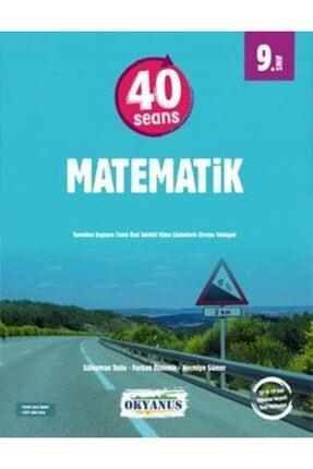 Okyanus Yayınları Okyanus 9. Sınıf 40 Seansta Matematik