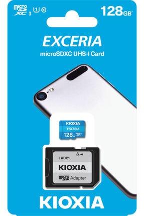 Toshiba 128gb Mıcro Sdhc C10 100mb/s Kıoxıa Lmex1l128gg2