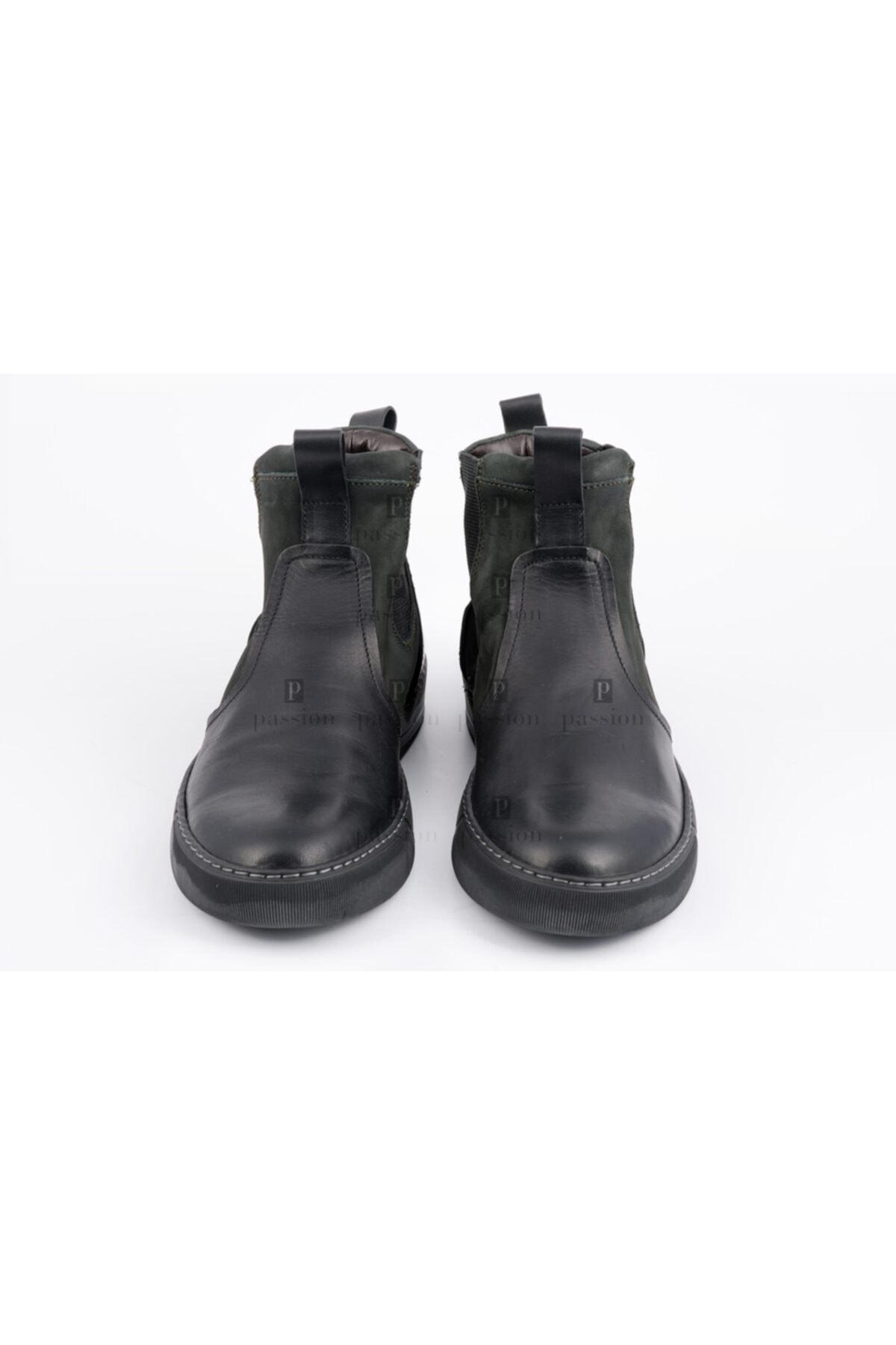 Lanvin Erkek Siyah Chelsea Boots 2