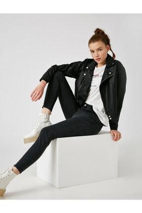 Koton Kadın Gri Jeans 1KAK47275MD