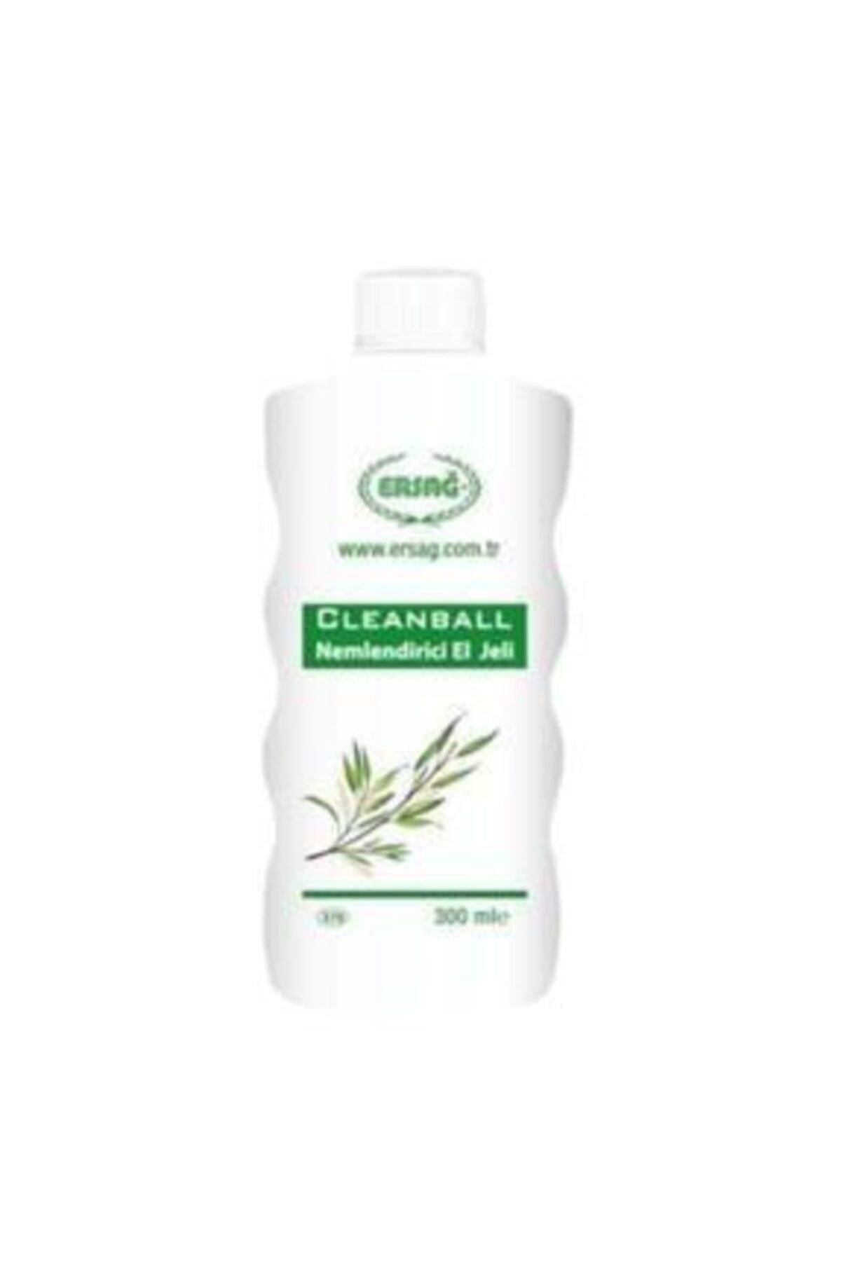 Ersağ Cleanball Nemlendirici El Jeli 300 ml 1