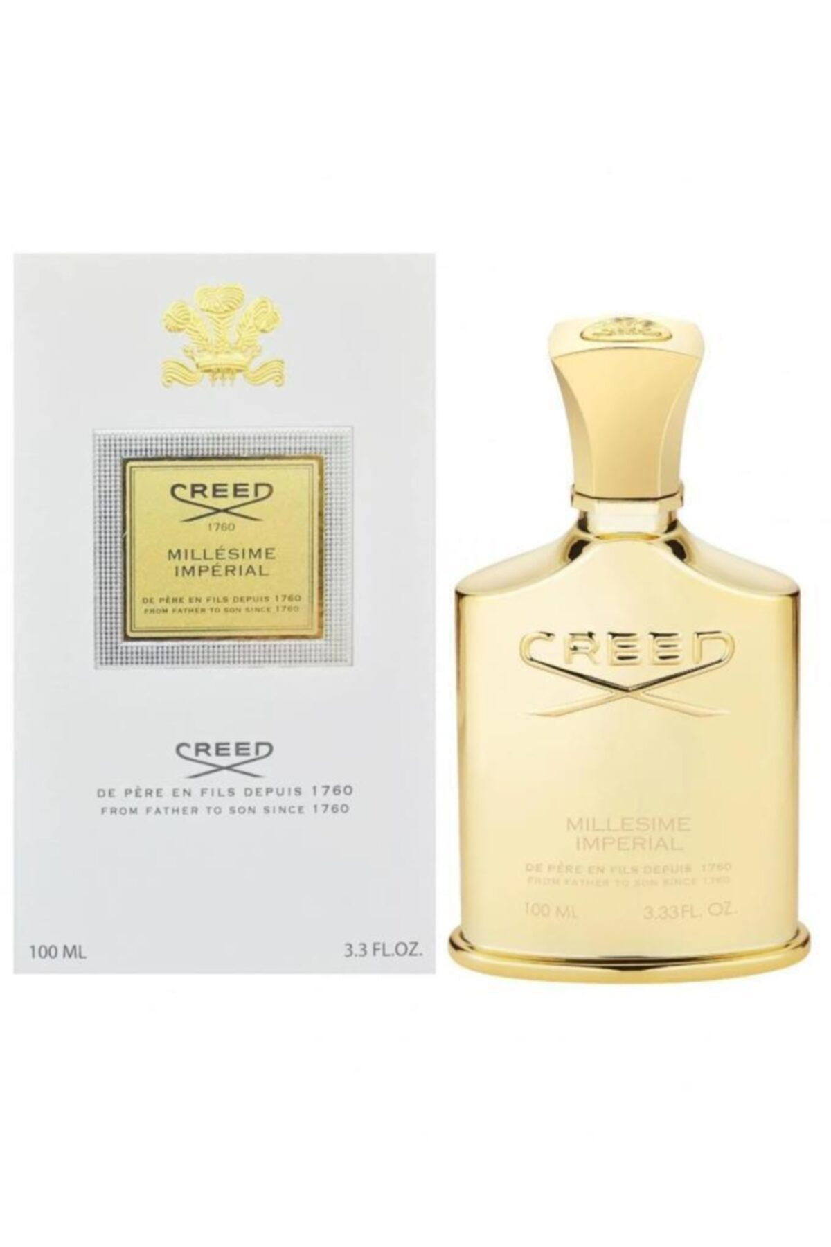 Creed Millesime Imperial Edp 100 ml Unisex Parfüm 3508441001039 2