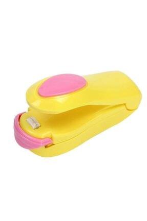 General Home Poşet Ağzı Kapatcı Yapıştırıcı (ısı Ile) Sarı -gh-17sa