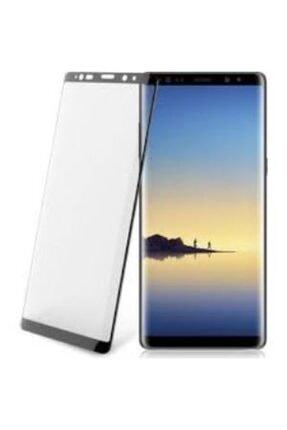 Samsung Galaxy Note 8 N950 Siyah 5d Ekran Koruyucu