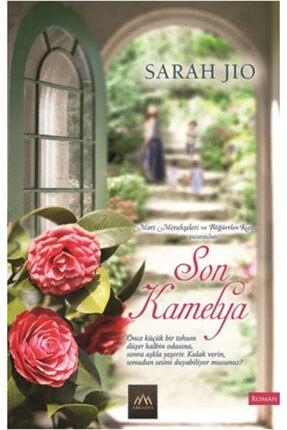 Arkadya Yayınları Son Kamelya - Sarah Jio
