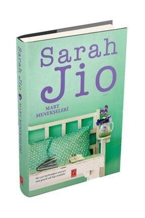 Pena Yayınları Mart Menekşeleri - Sarah Jio (ciltli)
