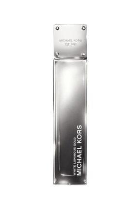 Michael Kors White Luminous Gold Edp 100 ml Kadın Parfümü  022548354629