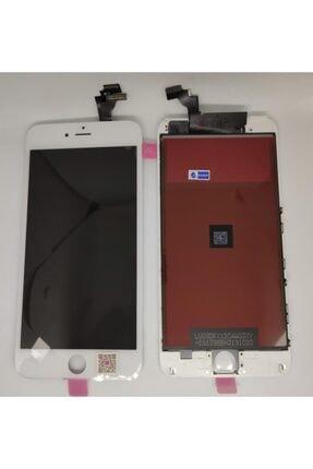 Akekio Iphone 6 Plus Beyaz Lcd Ekran+dokunmatik