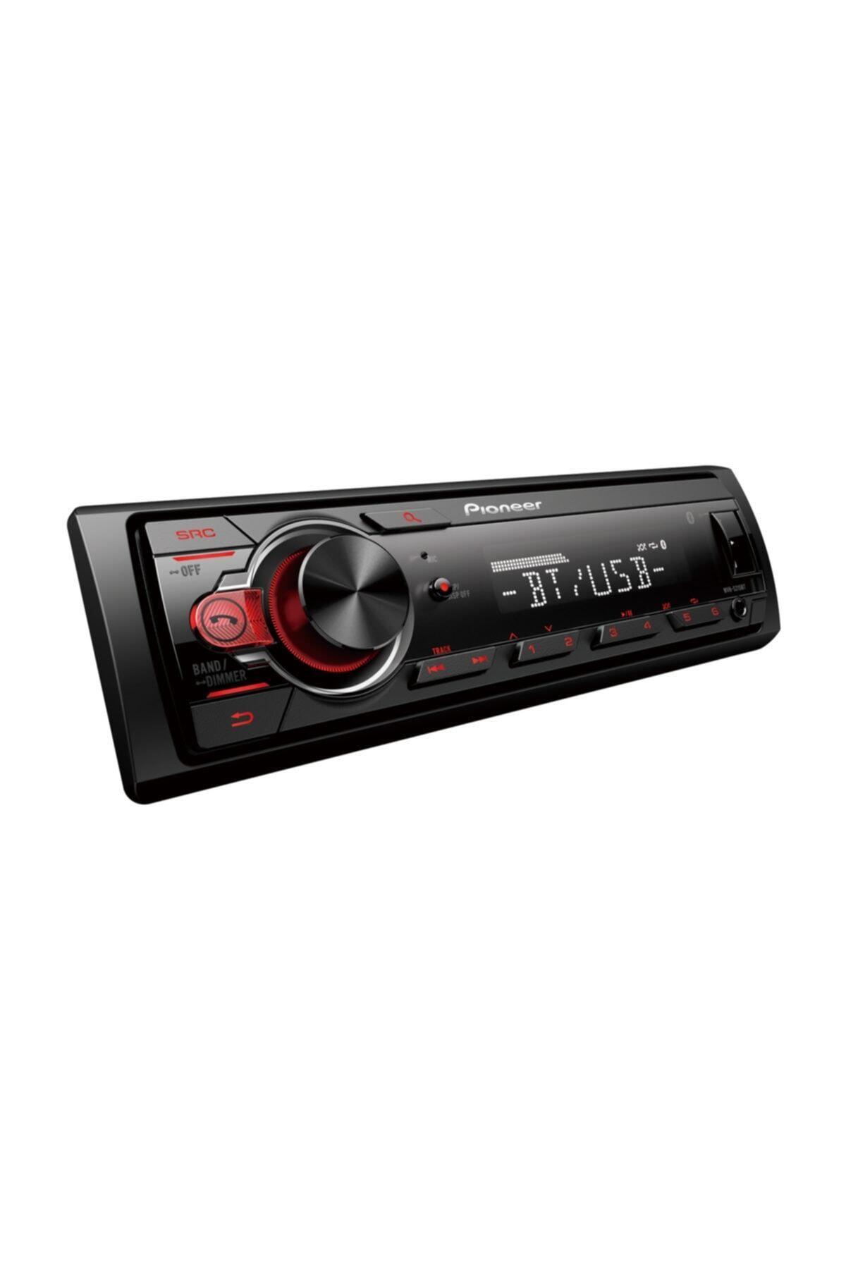 Pioneer Mvh-s215bt Bluetoothlu Oto Teyp Fm Radyo-aux-usb Giriş 1