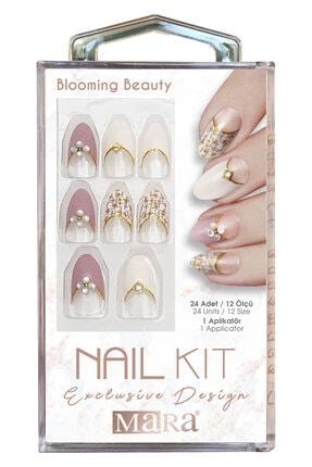 Mara Takma Tırnak - Nail Kit Blooming Beauty 08699885903746