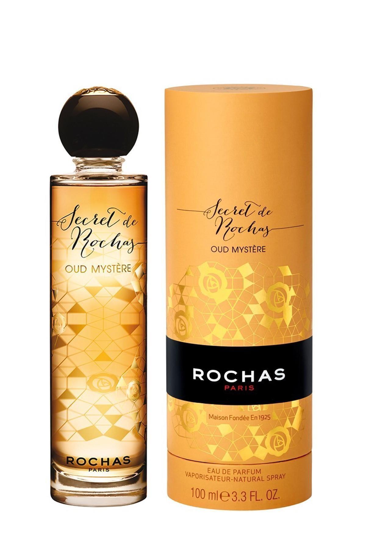 ROCHAS Secret De Oud Mystere Edp 100 ml Kadın Parfümü 737052895086 1