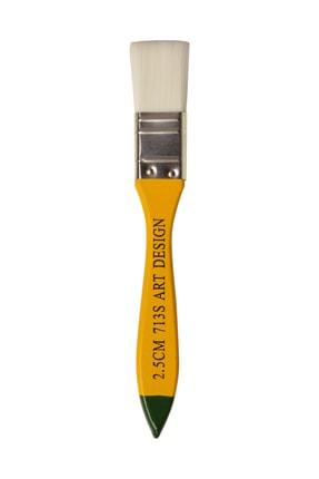 Ref-San Turnet Fırçası 713s 2,5 Cm