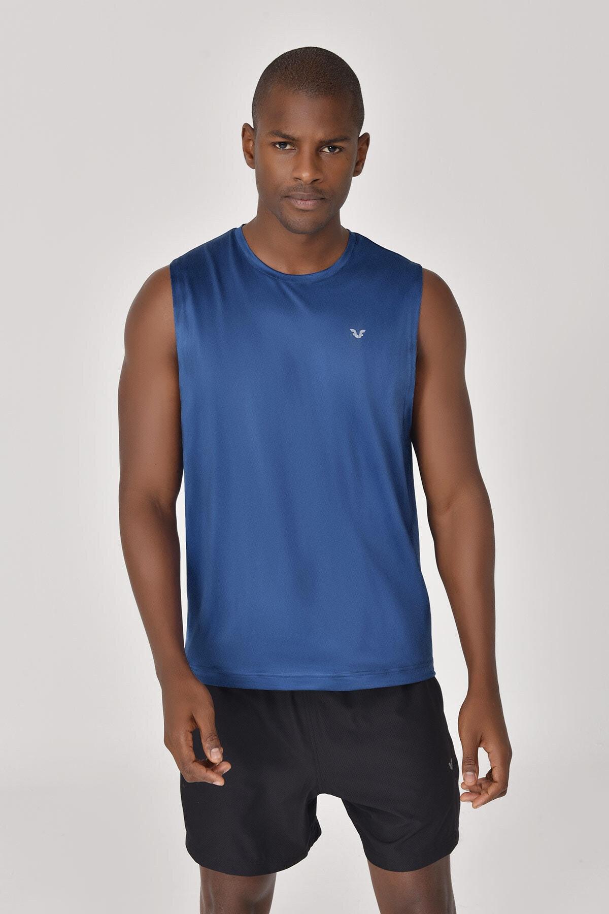 bilcee Mavi Erkek Atlet GS-8862 1
