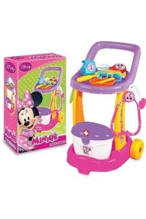 Dede Oyuncak Mınnıe Mouse Doktor Servis Arabası