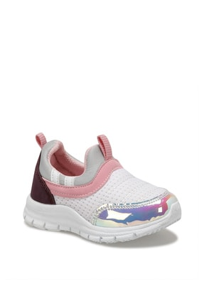 I COOL SELLY Beyaz Kız Çocuk Slip On Ayakkabı 100515456