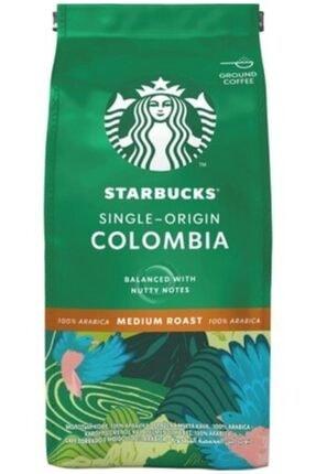 Starbucks Single Origin Colombia Öğütülmüş Kahve 200 Gr