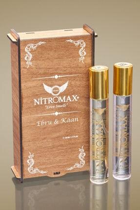 Nitromax Bay Bayan Kutulu Parfüm Seti