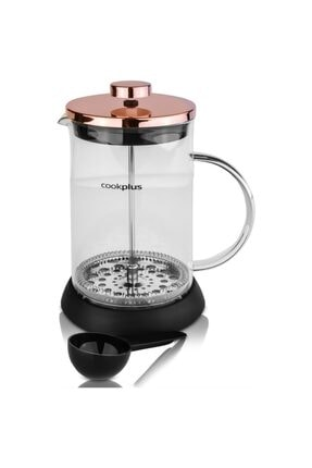 Cookplus Coffee Bean Bronz French Press 800 ml