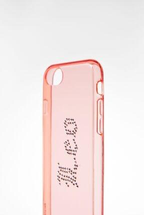 Bershka Aslan Burcu Tasarımlı Iphone 6/7/8 Cep Telefonu Kılıfı