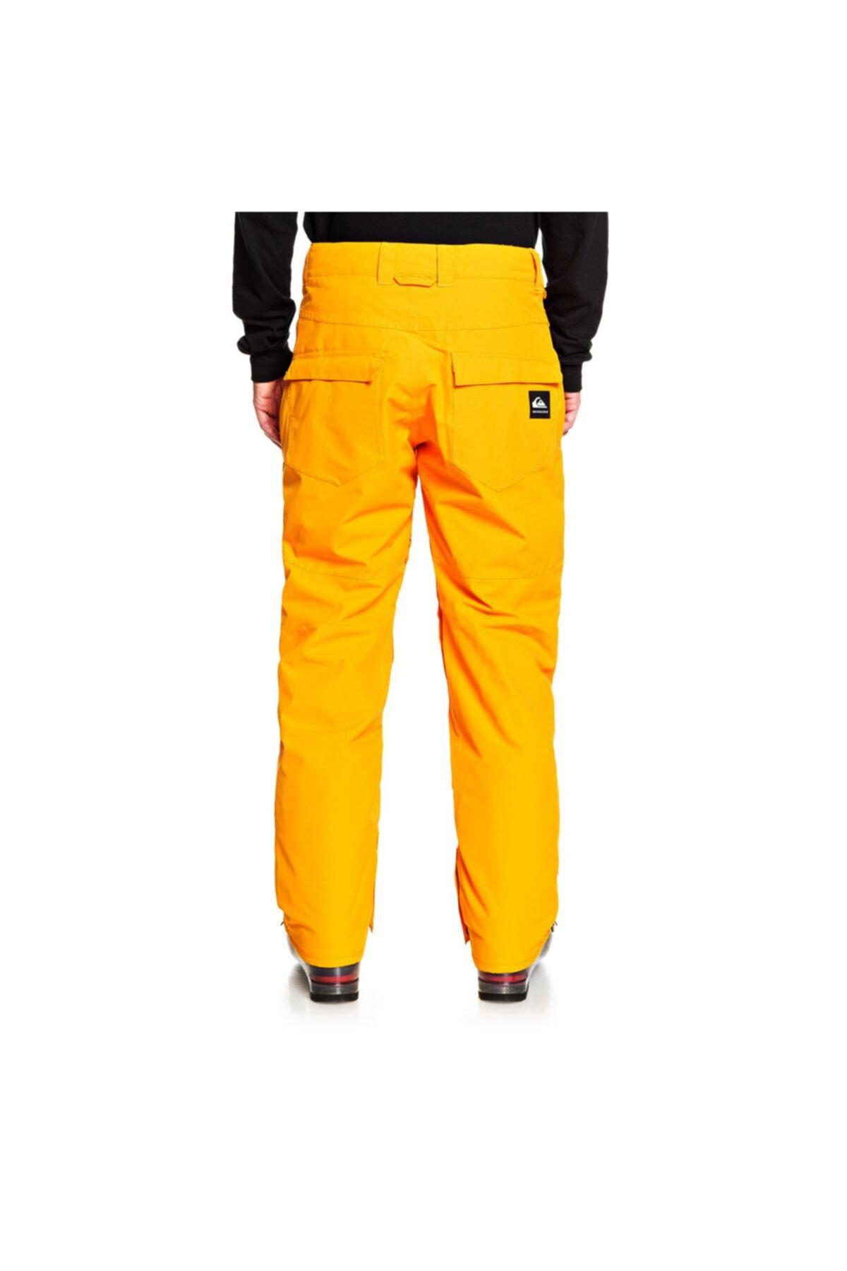 Quiksilver ESTATE PT M SNPT NKP0 Turuncu Erkek Kayak Pantalonu 101068431 2